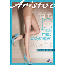 Buy Aristoc 10 Denier Body Toning Tights, Nude, Pack of 1 Online at johnlewis.com