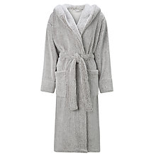 Buy John Lewis Shimmer Fleece Robe Online at johnlewis.com