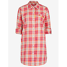 Buy DKNY City Grid Boyfriend Nightshirt Online at johnlewis.com