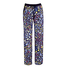 Buy DKNY Before Midnight Floral Pyjama Pants, Multi Online at johnlewis.com