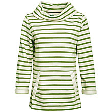 Buy Seasalt Trewissick Sweat, Evening Tide Basil Online at johnlewis.com