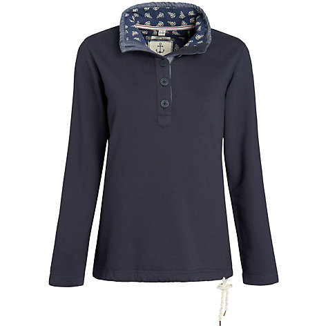 Buy Seasalt Bridge Sweatshirt, Orca Online at johnlewis.com