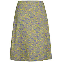 Buy Seasalt Reversible Skirt, Smiling Skies Steel Online at johnlewis.com