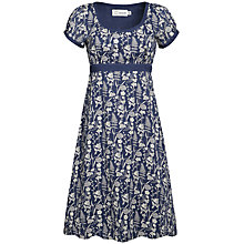 Buy Seasalt Morvoren Dress, Hedgerow French Navy Online at johnlewis.com
