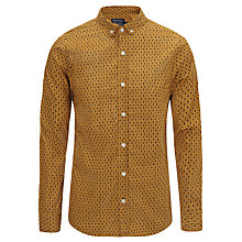 Buy JOHN LEWIS & Co. St. Basils Vintage Print Shirt Online at johnlewis.com