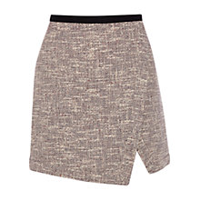 Buy Oasis Summer Tweed Skirt, Multi Online at johnlewis.com
