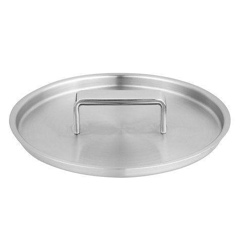 Buy John Lewis Thermacore 5-Ply Saucepan with Lid Online at johnlewis.com