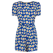 Buy Oasis Sunshine Daisy Playsuit, Multi Online at johnlewis.com