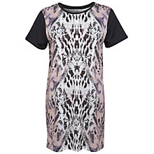 Buy Miss Selfridge Animal Tunic, Multi Online at johnlewis.com