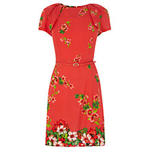 Buy Oasis Trailing Rose Placement Skater, Multi Online at johnlewis.com