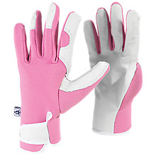 Buy Kew Gardens Garden Gloves, Pink Online at johnlewis.com