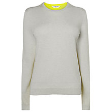 Buy L.K. Bennett Lora Knit Top, Melange Online at johnlewis.com
