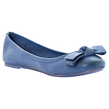 Buy Bertie Momos Leather Ballerina Pumps Online at johnlewis.com
