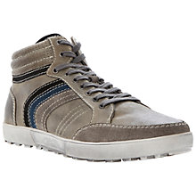 Buy Dune Snitch Hi-Top Trainers Online at johnlewis.com
