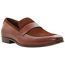 Buy Dune Avenger Leather Loafers Online at johnlewis.com