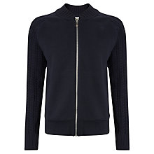 Buy G-Star Raw Geored Zip Cardigan, Mazarine Blue Online at johnlewis.com