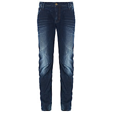 Buy G-Star Raw Arc 3D Slim Fit Jeans, Medium Aged Online at johnlewis.com