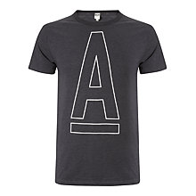 Buy G-Star Raw Basswood Short Sleeve T-Shirt, Mazarine Blue Online at johnlewis.com