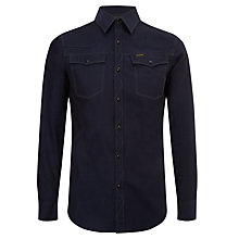 Buy G-Star Raw Tailor Long Sleeve Shirt, Raw Online at johnlewis.com