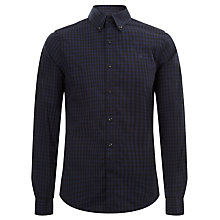 Buy G-Star Raw Core Comfort Long Sleeve Shirt, Police Blue Online at johnlewis.com