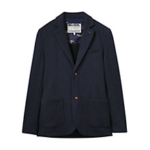 Buy Joules Farhill Blazer, Navy Online at johnlewis.com