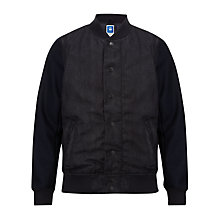 Buy G-Star Raw Salvos Bomber Jacket, Raw Online at johnlewis.com