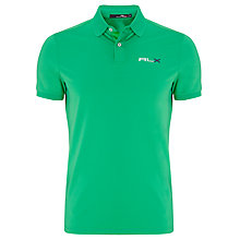 Buy Ralph Lauren RLX Golf Short Sleeve Polo Shirt Online at johnlewis.com