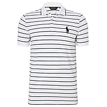 Buy Polo Golf Ralph Lauren Stripe Polo Shirt Online at johnlewis.com