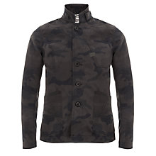Buy G-Star Raw A-Crotch 3D Cropped Blazer, Camo Online at johnlewis.com