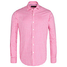 Buy Polo Golf by Ralph Lauren Spread Gingham Cotton Shirt Online at johnlewis.com
