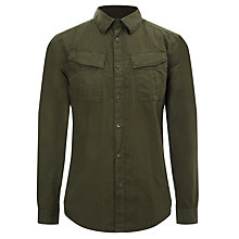 Buy G-Star Raw Rackler Long Sleeve Shirt Online at johnlewis.com