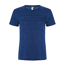 Buy G-Star Raw Mahled Short Sleeve T-Shirt, Indigo Online at johnlewis.com
