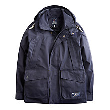 Buy Joules Bowness Waterproof Jacket, Marine Navy Online at johnlewis.com