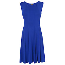 Buy Phase Eight Rosa Panelled Dress, Periwinkle Online at johnlewis.com