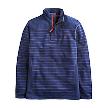 Buy Joules Templeton Rugby Sweatshirt, Ink Online at johnlewis.com