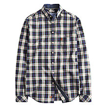 Buy Joules Lindhurst Check Long Sleeve Shirt, Multi Check Online at johnlewis.com