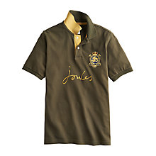 Buy Joules Kingsfield Polo, Bramble Online at johnlewis.com
