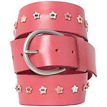 Buy White Stuff Star Belt, Calypso Online at johnlewis.com