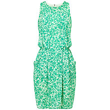 Buy Whistles Stevie Crystalised Dress, Green/Multi Online at johnlewis.com