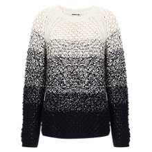 Buy Whistles Skye Hand Knit Jumper, Multi Online at johnlewis.com