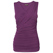 Buy Phase Eight Made in Italy Tillie Sleeveless Top, Purple Online at johnlewis.com