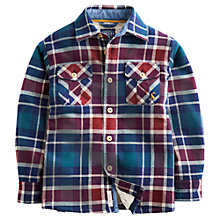 Buy Little Joule Boys' Ronan Check Shirt Online at johnlewis.com