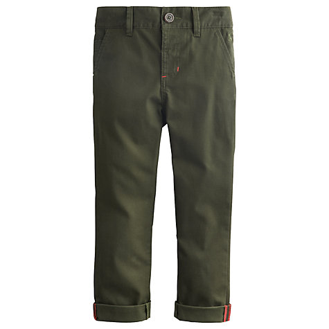 Buy Little Joule Boys' Rafe Trousers Online at johnlewis.com