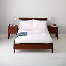 Buy John Lewis Dory Patch Embroidered Bedding Online at johnlewis.com