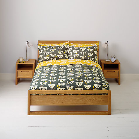 Buy John Lewis Seedheads Duvet Cover and Pillowcase Set Online at johnlewis.com