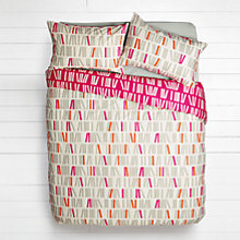 Buy House by John Lewis Dominoes Duvet Cover and Pillowcase Set Online at johnlewis.com