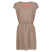 Buy Mango Stitched Shoulder Dress Online at johnlewis.com