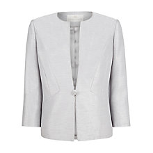Buy Jacques Vert Panelled Seam Jacket, Dove Online at johnlewis.com