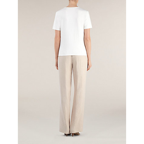 Buy Windsmoor Amaretti Trousers, Neutral Online at johnlewis.com