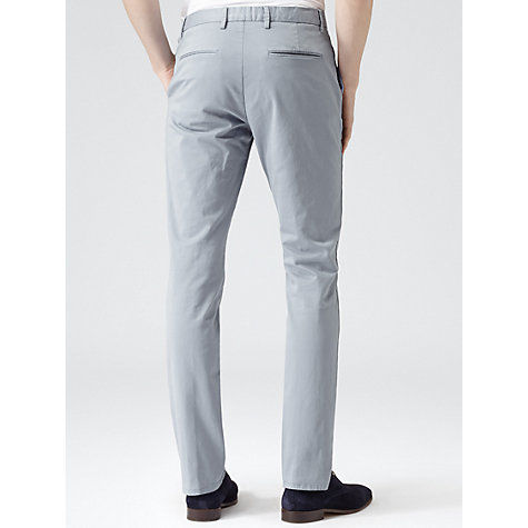 Buy Reiss Desert Soft Straight Leg Chinos Online at johnlewis.com